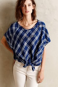 Lorelei Top @ Anthropologie