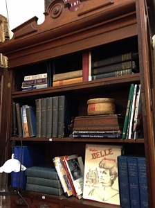 Athens Bookcase with Belle