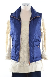 Prepped to Perfection Vest @ Bluetique