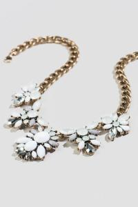 Julianne Statement Necklace @ Francesca's