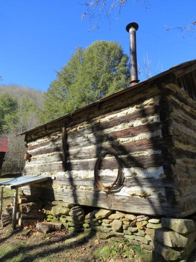 Charit Creek Cabin