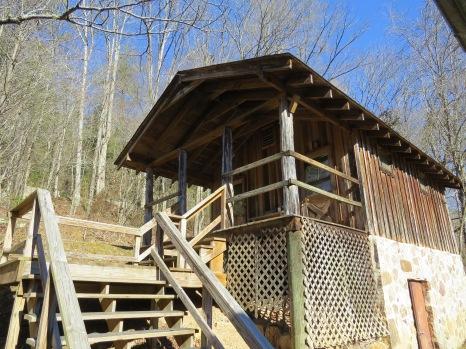 Charit Creek Bath House