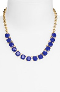 Kate Spade Squared Away Bib Necklace @ Nordstrom