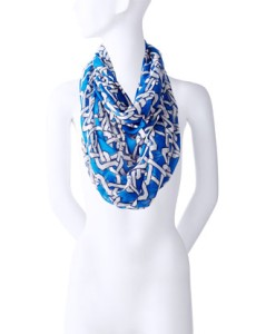 Chain Print Scarf @ The Limited