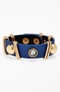 Topshop Leather Cuff @ Nordstrom