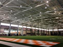 Anderson Indoor Practice Field