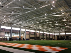 Anderson Indoor Practice Field