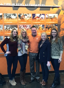 UT Football Coach Butch Jones