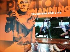 Peyton Manning Mural
