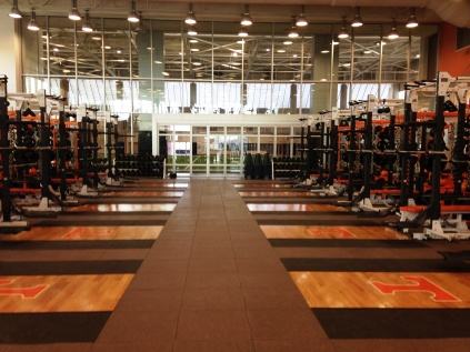 Anderson Weight Room