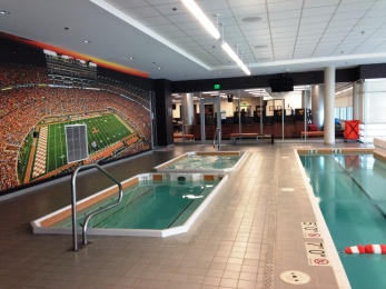 Anderson Aqua Training Room