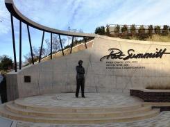 Pat Summitt Monument