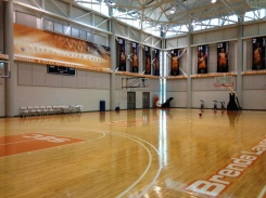 Lady Vols' Practice Court