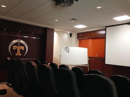 UT Basketball Film Room