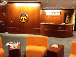 UT Basketball Offices
