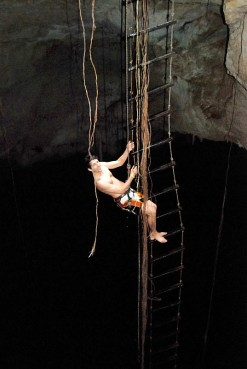 Cenote Ladder