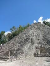 Coba Pyramid 3