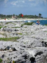 Xel-Ha Rock Beach