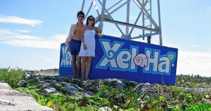 Xel-Ha Sign
