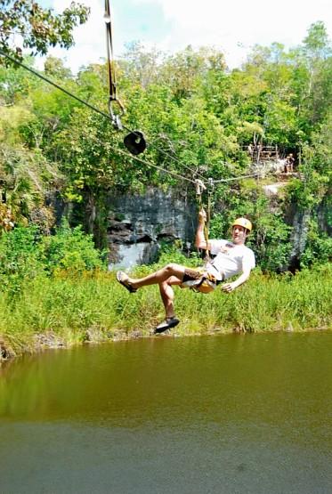 Ziplining 1