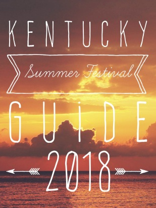 Summer Festival Guide 2018